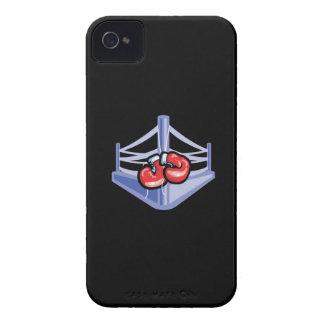 Ring de boxeo iPhone 4 funda