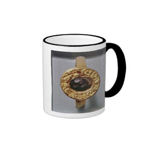 Ring de rey Richard Taza De Café
