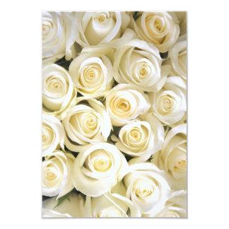 Ring & Flowers Wedding Card AeonCore