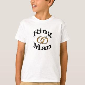 Ring Man Wedding Kids Shirt