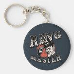 Ring Master Key Chains