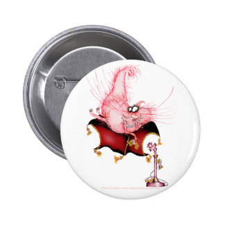 Ring my Bell -funny cat cartoon, tony fernandes Buttons