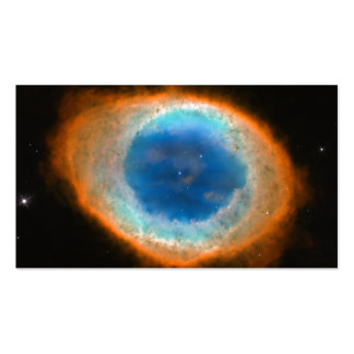 Ring Nebula Business Card Templates