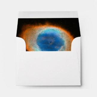 Ring Nebula Envelope