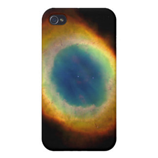 Ring Nebula M57 iPhone 4/4S Covers