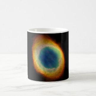 Ring Nebula Morphing Mug