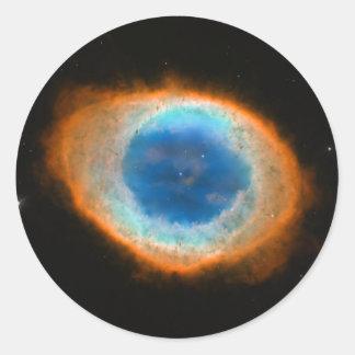 Ring Nebula Sticker