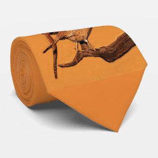 Ring-neck Pheasant (South Dakota) Neck Tie