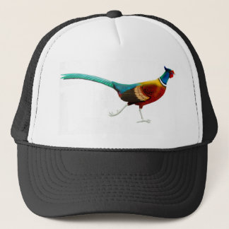 Ring Necked Pheasant Hat