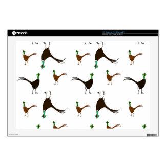 Ring-necked Pheasant Laptop Skins