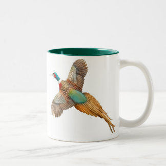 Ring Necked Pheasant Mug