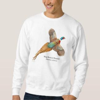Ring Necked Pheasant Sweatshirt