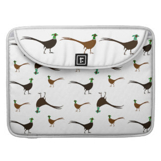 Ring-necked Pheasants Sleeve For MacBook Pro