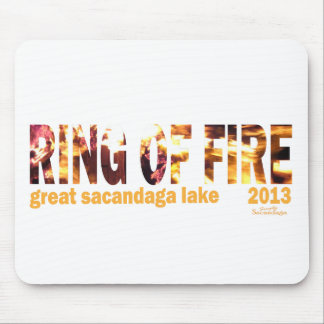 Ring Of Fire 2013 Mouse Pad