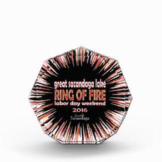 Ring Of Fire 2016 Acrylic Award