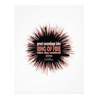 Ring Of Fire 2016 Letterhead