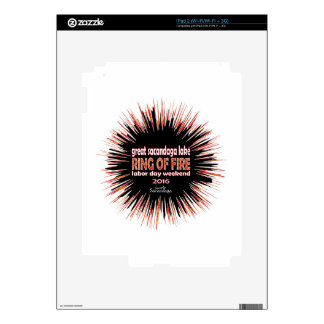 Ring Of Fire 2016 Skins For iPad 2