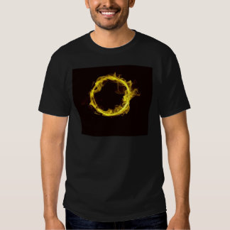 ring of fire custom design clothes and accesories T-Shirt