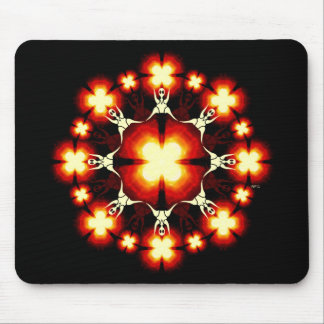 Ring of Fire Mouse Pad