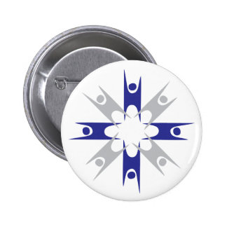 Ring of Humanists 2 Inch Round Button