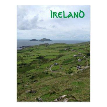Ireland_Gifts Ring Of Kerry Ireland Irish Ocean View Postcard