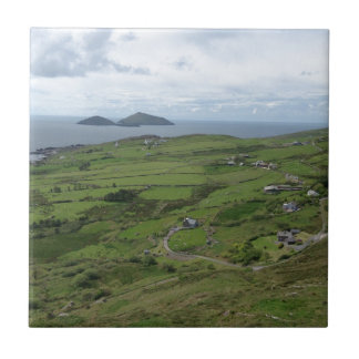 Ring Of Kerry Ireland Irish Ocean View Tile