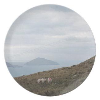 Ring of Kerry, Ireland Dinner Plates