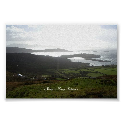 Ring of Kerry Poster