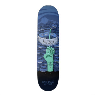 Ring of Peace Skateboard Deck