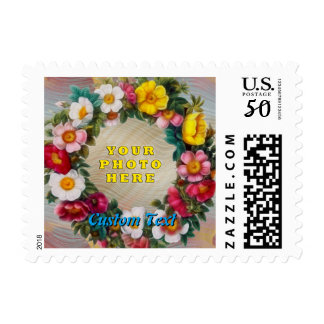 Ring of Roses - Personalized Postage