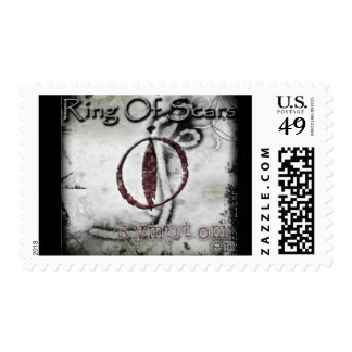 Ring Of Scars stamp