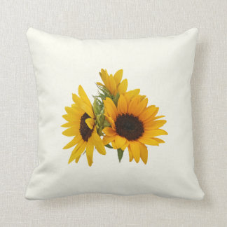 Ring of Sunflowers Pillows