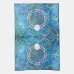 Ring of Water Kitchen Towel