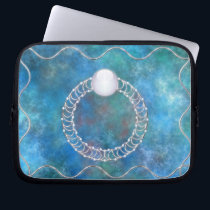 Ring of Water Laptop Sleeve