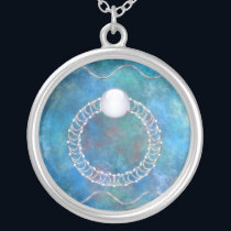 Ring of Water Necklace