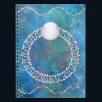 Ring of Water Notebook