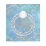Ring of Water Notepad