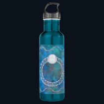 Ring of Water Stainless Steel Water Bottle