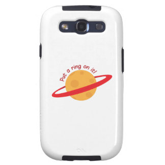 Ring On It Samsung Galaxy SIII Cover