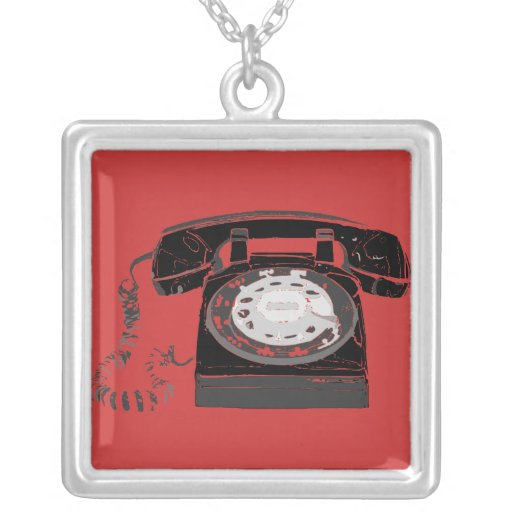 Ring Ring Necklace