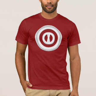 Ring Round Design - Dark Garment Version, see note T-Shirt