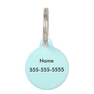 Ring Security Pet Tag