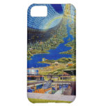 Ring Space Station Interior Habitat iPhone 5C Cases