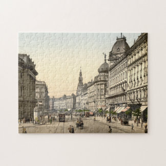Ring Street, Budapest, Hungary Jigsaw Puzzles