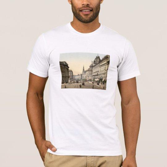 Ring Street, Budapest, Hungary T-Shirt
