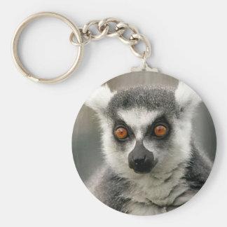 ring tail lemur keychain