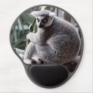 Ring Tail Lemur Wildlife Animal Photo Gel Mouse Pad