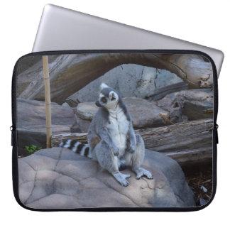 Ring Tail Possum Sitting Down, Laptop Sleeve