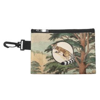 Ring-Tailed Cat In Natural Habitat Illustration Accessories Bag