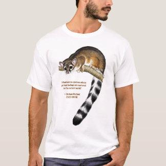 Ring Tailed Cat Mens Shirt